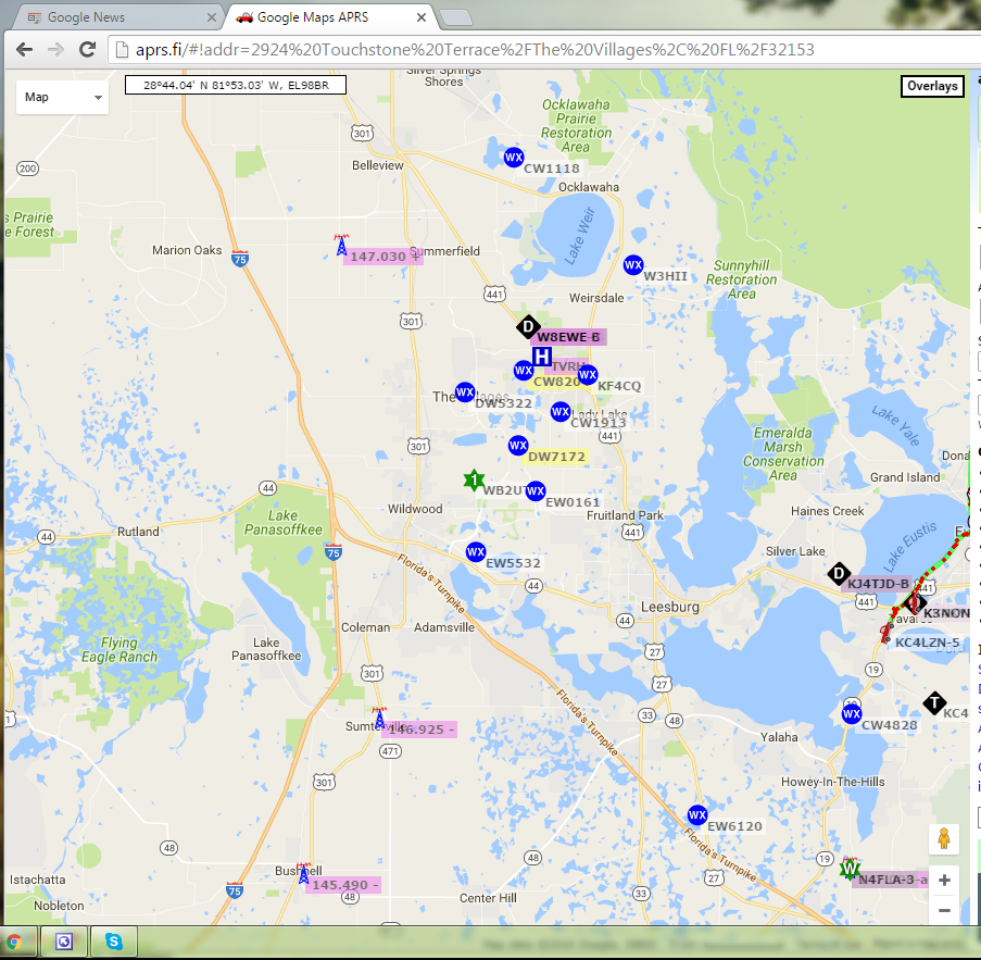 APRS Systems